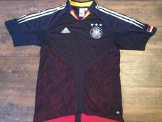 2004 2005 Germany Away Football Shirt Adults Medium